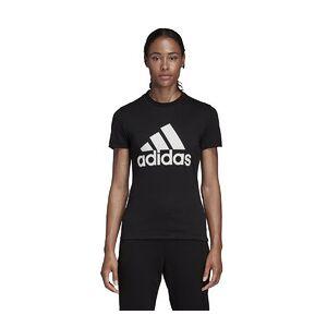 Adidas W mh bos tee   DY7732   Černá   S