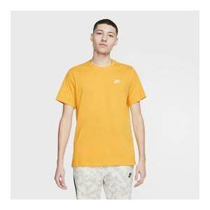 Nike M nsw club tee   AR4997-739   Žlutá   S