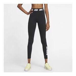 Nike W nsw lggng club hw nike   CT5333-010   Černá   XL