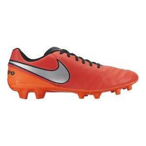 Nike Tiempo genio ii leather fg   819213-608   Oranžová   42,5