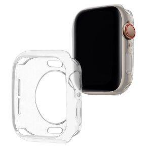 kwmobile Pouzdro pro Apple Watch 40mm (Series 4) - průhledná