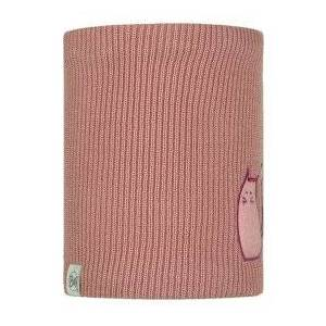 Buff Child Knitted & Polar Neckwarmer Funn Růžová zzz