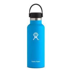 Hydro Flask Standard Mouth 18 oz, modrá