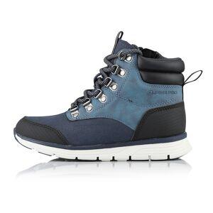 ALPINE PRO Minto Modrá Dětská obuv 35