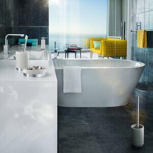 Blomus WC kartáč ARA matný nerez/bílá - Blomus