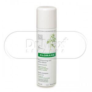 KLORANE Suchý šampon pro normální vlasy 150 ml