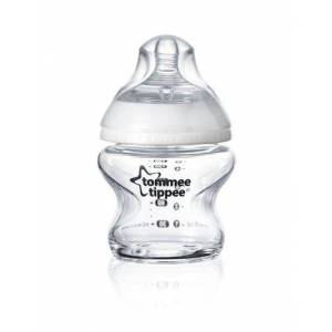 Tommee Tippee Kojenecká láhev C2N 150ml skleněná od narození