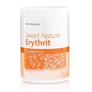 Sanct Bernhard Sweet Nature Erythrit přírodní sladidlo 1 kg