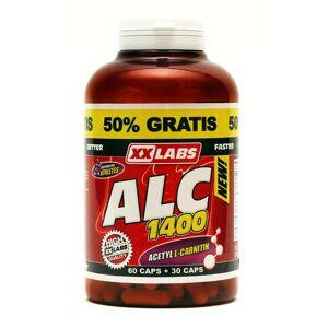 Xxlabs ALC Acetyl L-Carnitine 60+30 kapslí