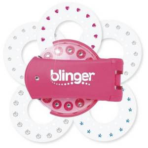 Blingers Blinger: diamond collection - růžová