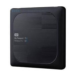 Western Digital Wi-fi pevný disk western digital my passport™ wireless pro 2 tb…