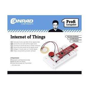 Conrad Components Výuková sada conrad components profi lernpaket internet of things…