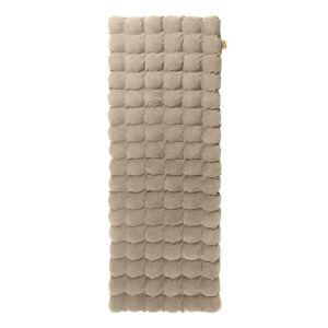 Linda Vrňáková Béžová relaxační masážní matrace Linda Vrňáková Bubbles, 65x200cm