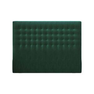 Windsor & Co Sofas Lahvově zelené čelo postele se sametovým potahem Windsor & Co Sofas Apollo, 140x120cm