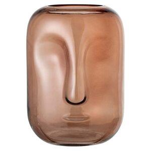 Bloomingville Skleněná váza Bloomingville