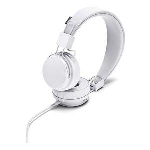 Urbanears Bílá sluchátka s mikrofonem Urbanears PLATTAN II True White