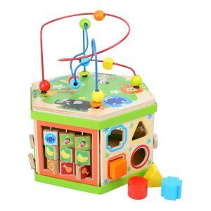 Legler Dřevěná hračka pro rozvoj motoriky Legler Safari