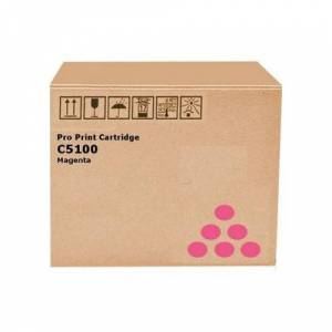 Ricoh originální toner 828404, 828227, magenta, Ricoh Pro C5100S, C5110S