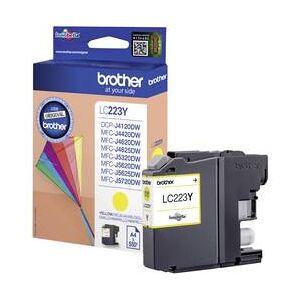 Brother Ink LC-223Y originál žlutá LC223Y