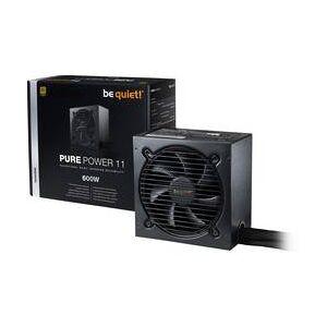 BeQuiet PC síťový zdroj BeQuiet Pure Power 11 600 W ATX 80 PLUS® Gold