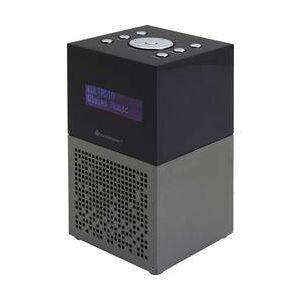 soundmaster Radiobudík soundmaster UR210AN, USB, antracitová