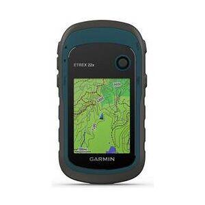 Garmin Navigace na kolo člun, turistika, kolo Garmin eTrex 22x pro Evropu, GLONASS , GPS , chráněné proti stříkající vodě, vč. topografických map