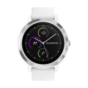Garmin Chytré hodinky Garmin vivoactive 3 white M/L