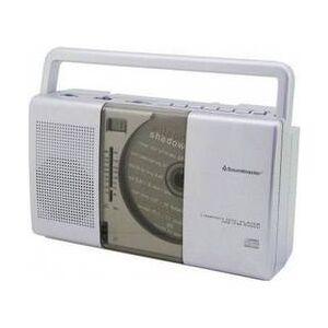 soundmaster CD-rádio soundmaster RCD1150, CD, stříbrná