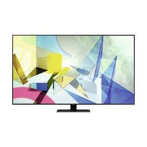 Samsung QLED TV 214 cm 85 palec Samsung GQ85Q80 en.třída A (A+++ - D) Twin DVB-T2/C/S2, UHD, Smart TV, WLAN, PVR ready, CI+ stříbrná