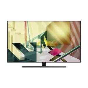 Samsung QLED TV 189 cm 75 palec Samsung GQ75Q70 en.třída A (A+++ - D) Twin DVB-T2/C/S2, UHD, Smart TV, WLAN, PVR ready, CI+ černá