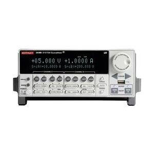 Keithley Laboratorní zdroj s nastavitelným napětím Keithley 2636B, 0 - 200 V, 0 - 10 A, 60 W;Kalibrováno dle ISO