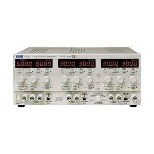 Aim TTi Laboratorní zdroj s nastavitelným napětím Aim TTi PL303QMT-P, 0 - 6 V, 0 - 8 A, 94 W, Počet výstupů: 3 x