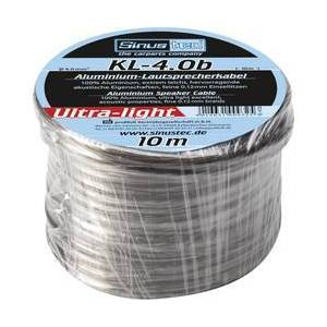 Sinustec Sada kabelů SinusTec KL-4,0b, 14091, 4 mm², 10 m