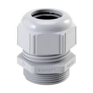 LAPP Kabelová průchodka LAPP SKINTOP® STR-M 50X1,5 53111360 polyamid, délka závitu 12 mm, černá (RAL 9005), 5 ks
