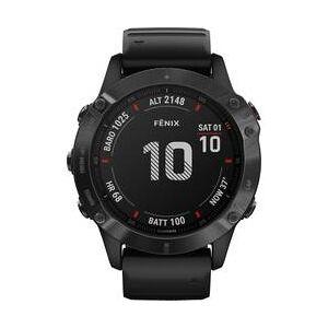 Garmin Chytré hodinky Garmin fenix 6 PRO Slate Gray w/Black Band (Glass)