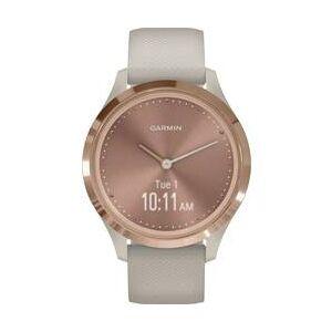 Garmin Chytré hodinky Garmin vivomove 3S Sport Rose-Tundra, Silicone