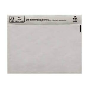 Conrad Taška na dokumenty DIN C5 transparentní se samolepicím uzávěrem 250 ks/bal. 250 ks
