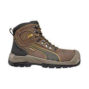 PUMA Safety Bezpečnostní obuv S3 PUMA Safety Sierra Nevada Mid 630220-40, vel.: 40, hnědá, 1 pár
