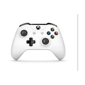 Microsoft Gamepad Microsoft Wireless White (Crete), bílá, černá