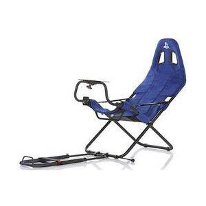 Playseats Herní židle Playseats CHALLENGE PLAYSTATION, PS-RCP00162, modrá, černá