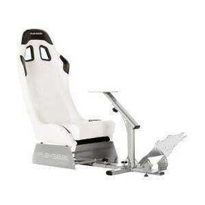 Playseats Závodní sedadlo Playseats Evolution M White Silver, 83316, bílostříbrná