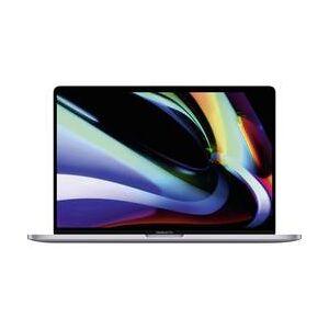 Apple MacBook Pro s ovladačem Touch Bar a snímačem otisků prstů Touch ID 40.6 cm (16 palec) Intel Core i7 16 GB AMD Radeon Pro macOS Catalina Space Gr