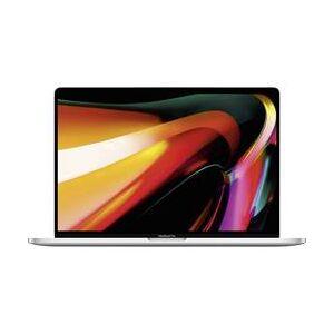 Apple MacBook Pro s ovladačem Touch Bar a snímačem otisků prstů Touch ID 40.6 cm (16 palec) Intel Core i7 16 GB AMD Radeon Pro macOS Catalina stříbrná
