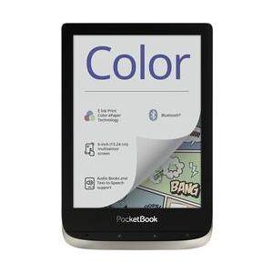Čtečka e-knih PocketBook Color - moon silver, 15.2 cm (6 palec)Moon Silver