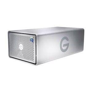 G-Technology Externí systém s více disky G-Technology G-Raid Removable, 20 TB, USB 3.0, Thunderbolt 2, stříbrná