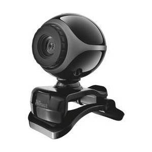 Trust Webkamera Trust Exis, #####Klemm-Halterung