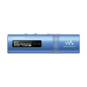 Sony MP3 přehrávač Sony NWZ-B183 Walkman®, 4 GB, modrá