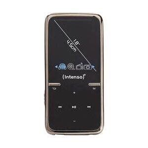 Intenso MP3 přehrávač, MP4 přehrávač Intenso Video Scooter, 8 GB, černá