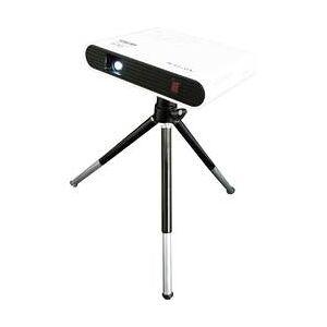 Aiptek DLP projektor Aiptek AN 100 Světelnost (ANSI Lumen): 100 lm 854 x 480 WVGA 1000 : 1 bílá