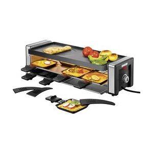 Unold Stolní raclette gril Unold Delice, 48765, 1100 W, černá/stříbrná